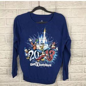 Disney Parks Sweatshirt 2013 Disney Parks